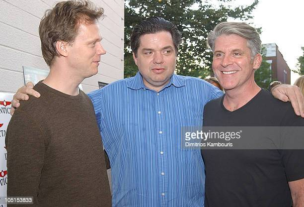 Director Peter Hedges Oliver Platt and Producer John Lyons