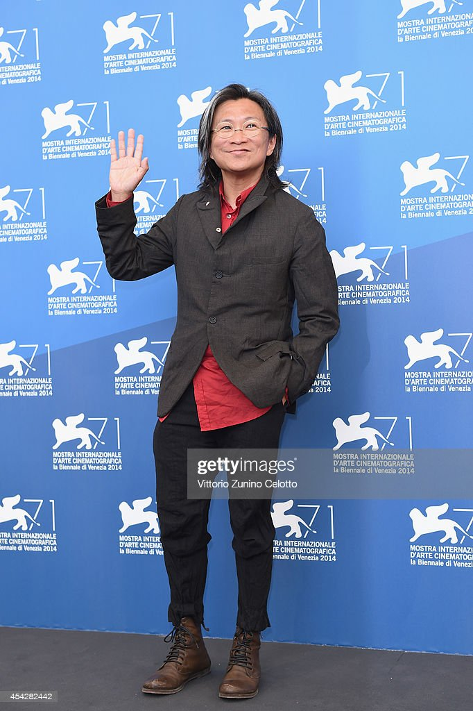Director Peter Ho-sun Chan attends the 'Dearest' (Quin'ai De) photocall during the 71st Venice Film Festival on August 28, 2014 in Venice, Italy.