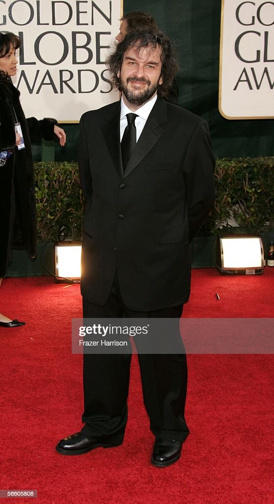 63rd Annual Golden Globe Awards - Arrivals
