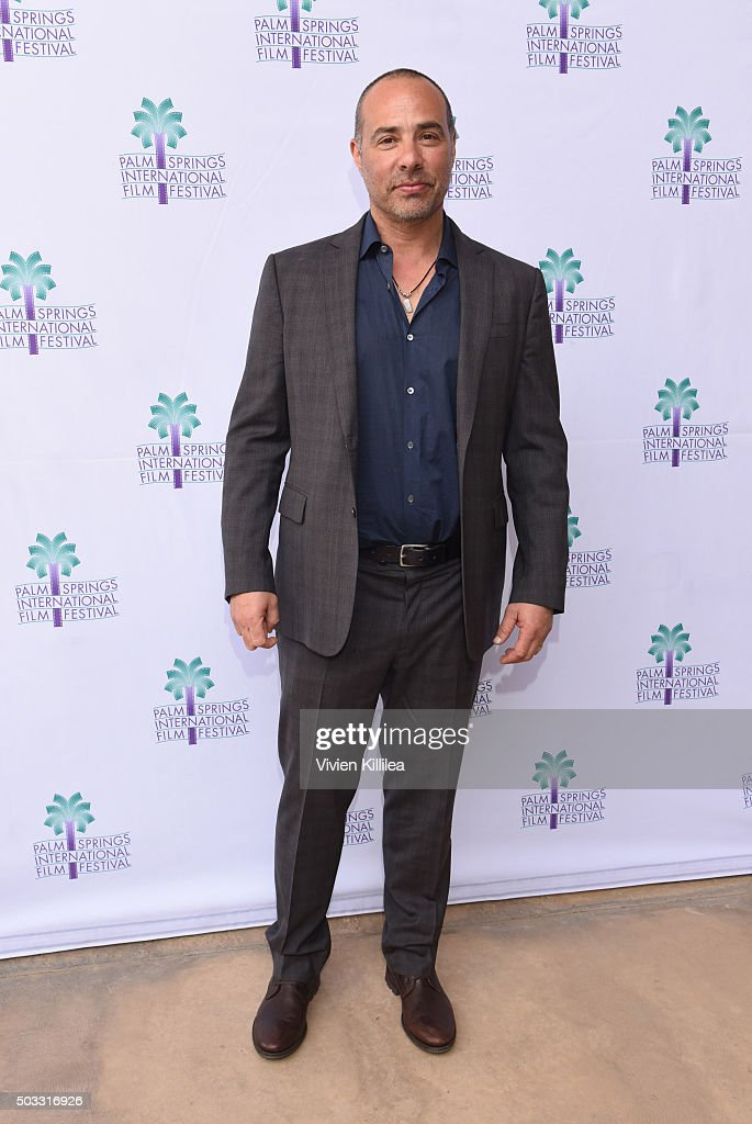 Director Peter Landesman attends a screening of 'Concussion' at the 27th Annual Palm Springs International Film Festival on January 3, 2016 in Palm Springs, California.