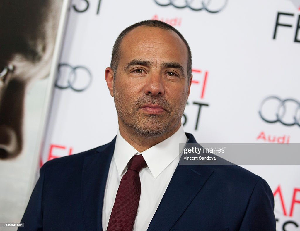 Director Peter Landesman attends AFI FEST 2015 presented by Audi Centerpiece Gala Premiere of Columbia Pictures' 'Concussion' at TCL Chinese Theatre on November 10, 2015 in Hollywood, California.
