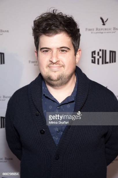 Director Peter Livolsi arrives at the premiere of 'The House of Tomorrow' at the 60th San Francisco International Film Festival at Yerba Buena Center...