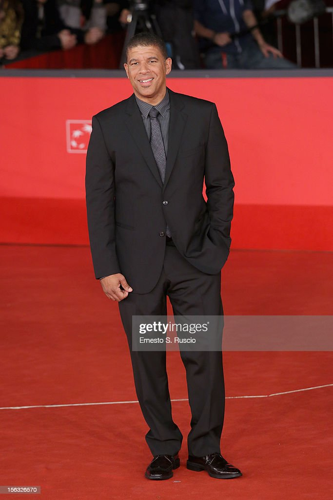 Director Peter Ramsey attends the 'Rise Of The Guardians' Premiere during the 7th Rome Film Festival at Auditorium Parco Della Musica on November 13, 2012 in Rome, Italy.