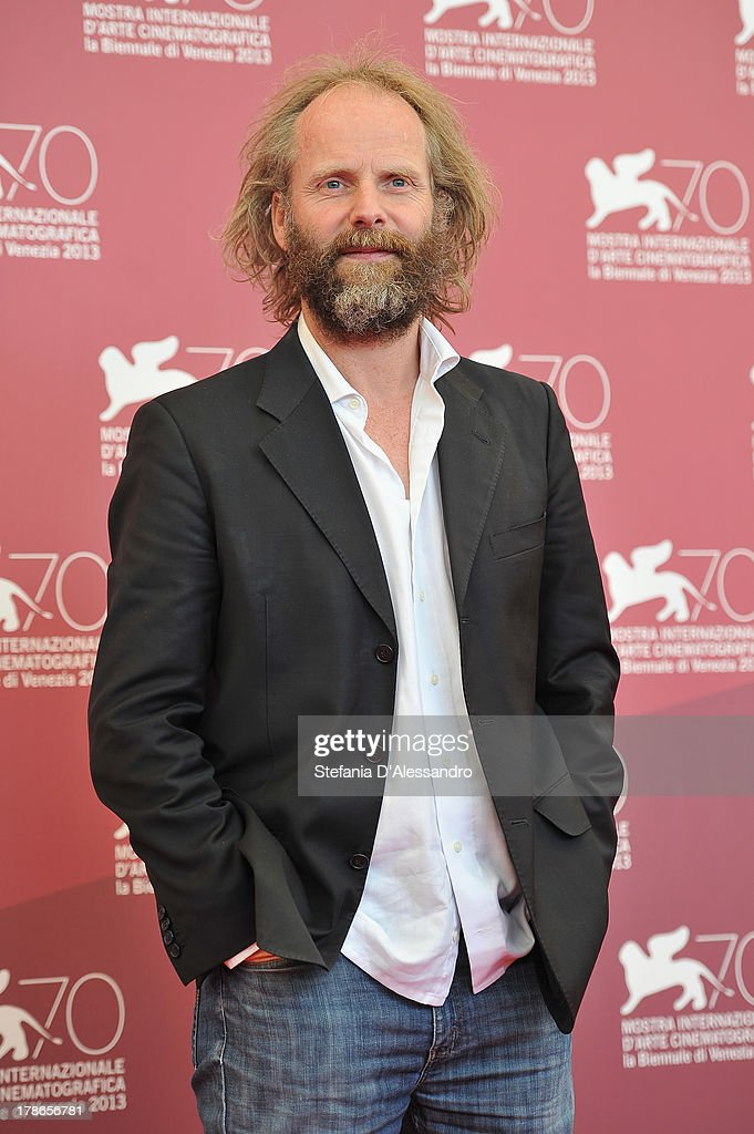 Director Philip Gröning attends 'Die Frau des Polizisten' Photocall during The 70th Venice International Film Festival at Palazzo del Casino on August 30, 2013 in Venice, Italy.