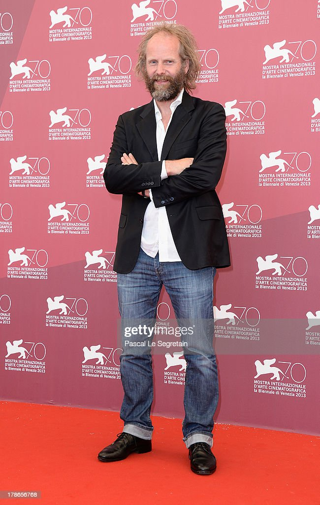 Director Philip Groning attends 'The Police Officer's Wife' Photocall during The 70th Venice International Film Festival at Palazzo Del Casino on August 30, 2013 in Venice, Italy.