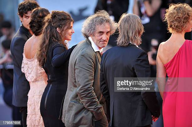 Director Philippe Garrel attends 'La Jalousie' Premiere at the 70th Venice International Film Festival on September 5 2013 in Venice Italy