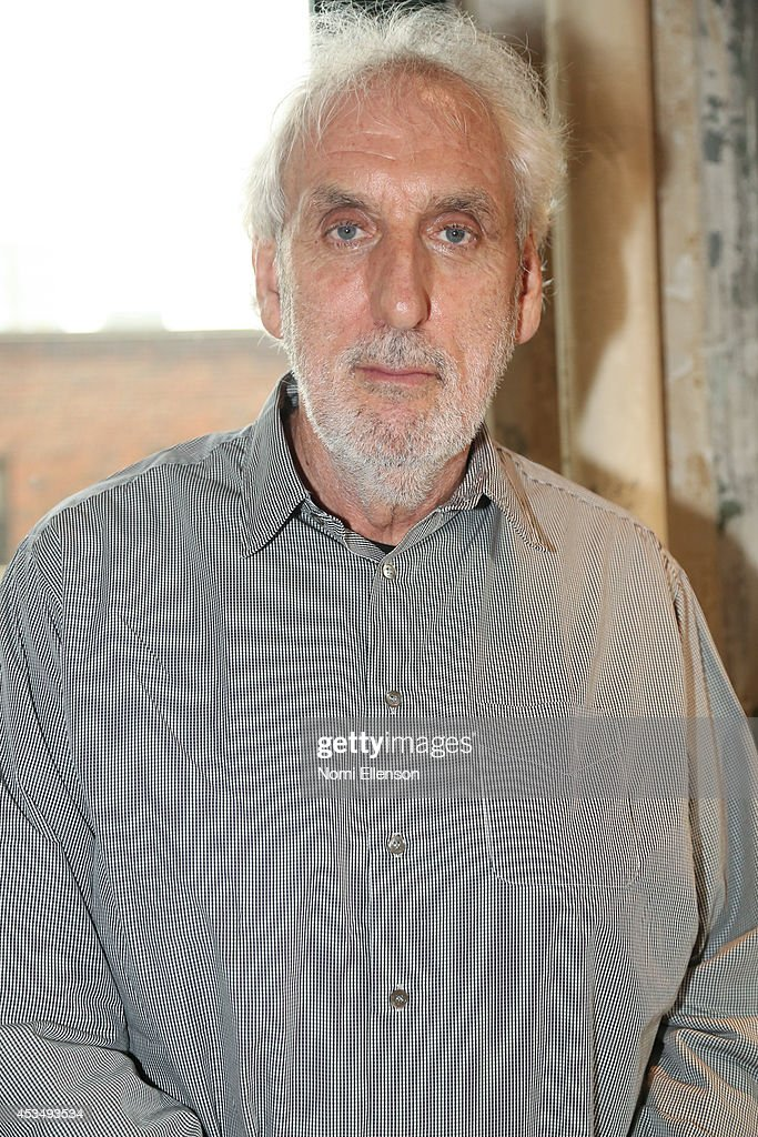 Director <a gi-track='captionPersonalityLinkClicked' href=/galleries/search?phrase=Phillip+Noyce&family=editorial&specificpeople=650606 ng-click='$event.stopPropagation()'>Phillip Noyce</a> attends AOL's Build Speaker Series Presents: 'The Giver' Author, Director & Cast at AOL Studios In New York on August 11, 2014 in New York City.