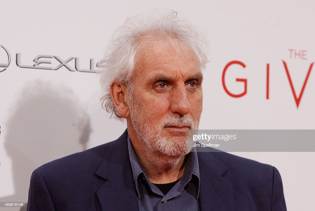 Director Phillip Noyce attends 'The Giver' premiere at Ziegfeld Theater on August 11, 2014 in New York City.