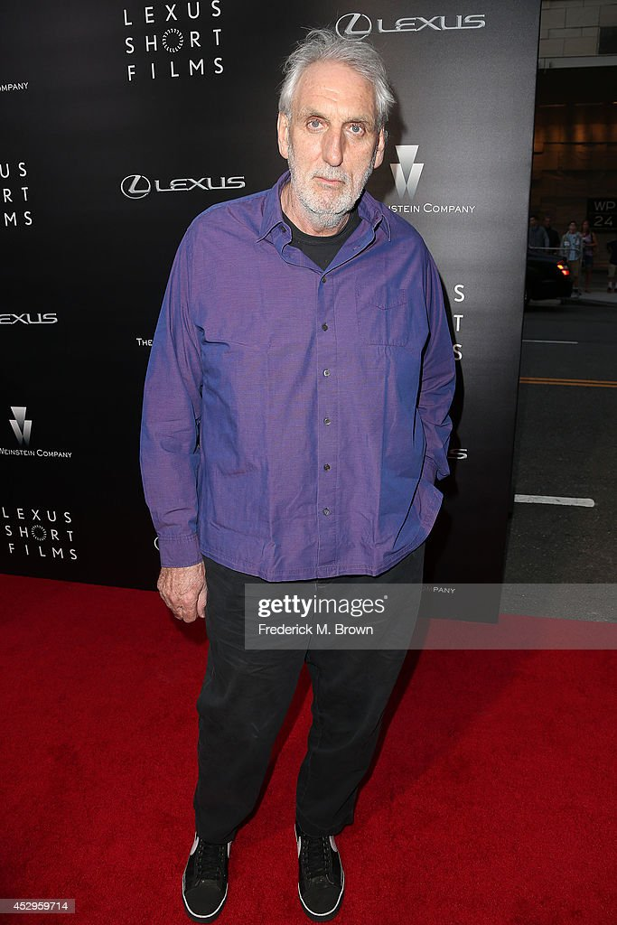 Director <a gi-track='captionPersonalityLinkClicked' href=/galleries/search?phrase=Phillip+Noyce&family=editorial&specificpeople=650606 ng-click='$event.stopPropagation()'>Phillip Noyce</a> attends The Weinstein Company and Lexus Presents Lexus Short Films at the Regal Cinemas L.A. Live on July 30, 2014 in Los Angeles, California.