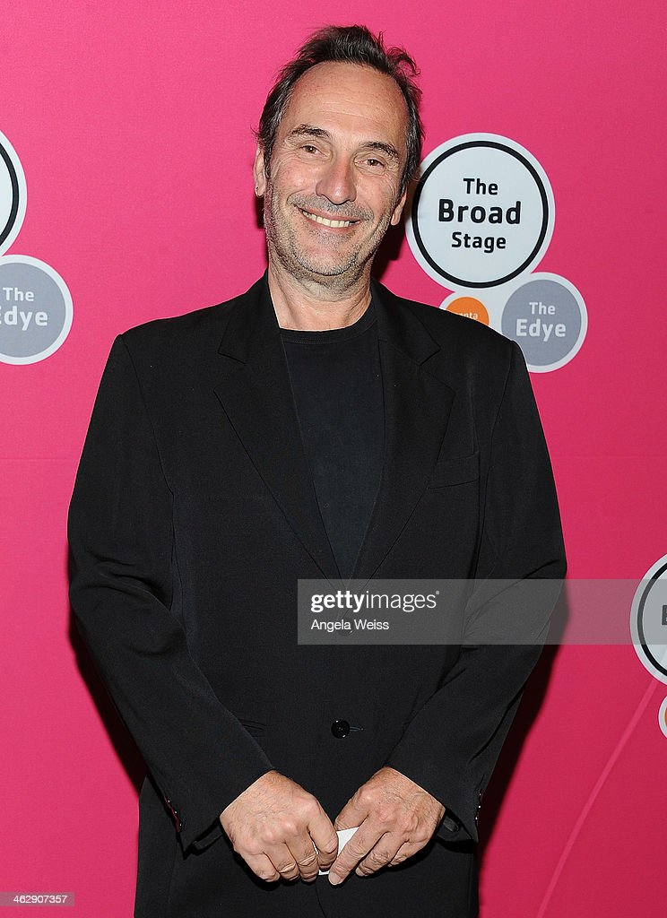 Director <a gi-track='captionPersonalityLinkClicked' href=/galleries/search?phrase=Pitof&family=editorial&specificpeople=220797 ng-click='$event.stopPropagation()'>Pitof</a> attends the Los Angeles opening night of Denis O'Hare's One-Man Show 'An Iliad' at The Eli and Edythe Broad Stage on January 15, 2014 in Santa Monica, California.