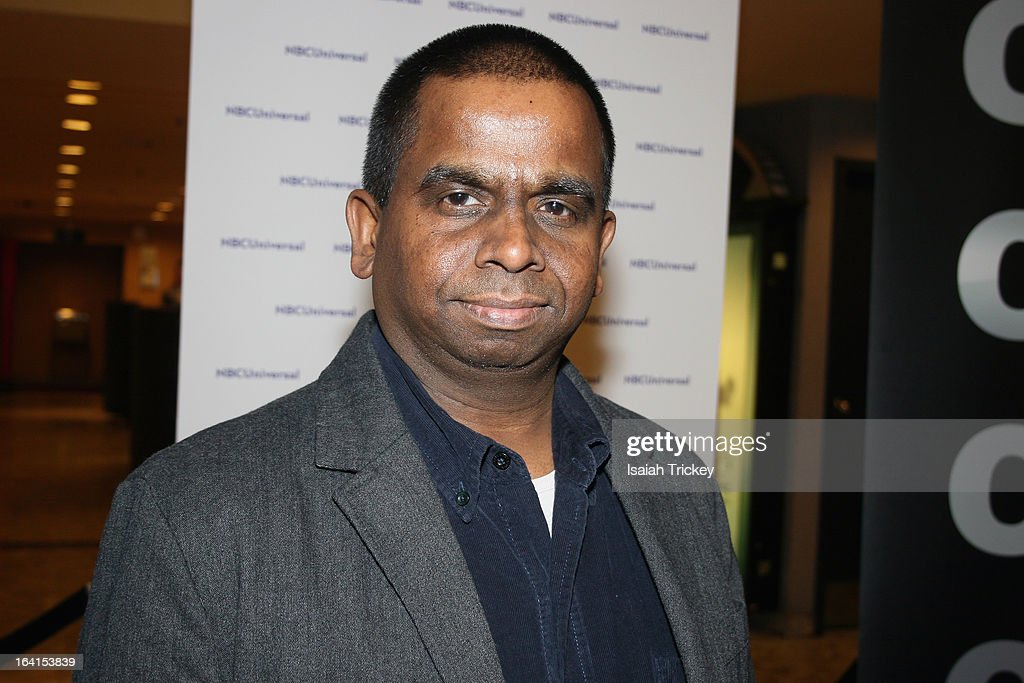 Director Priyankara Vittanachchi attends the ReelWorld Film Festival press conference at Famous Players Canada Square on March 20, 2013 in Toronto, Canada.