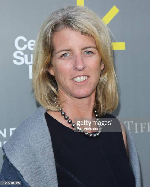 Director / Producer Rory Kennedy attends the 3rd annual Celebrate Sundance Institute Los Angeles benefit at The Lot on June 5 2013 in West Hollywood...