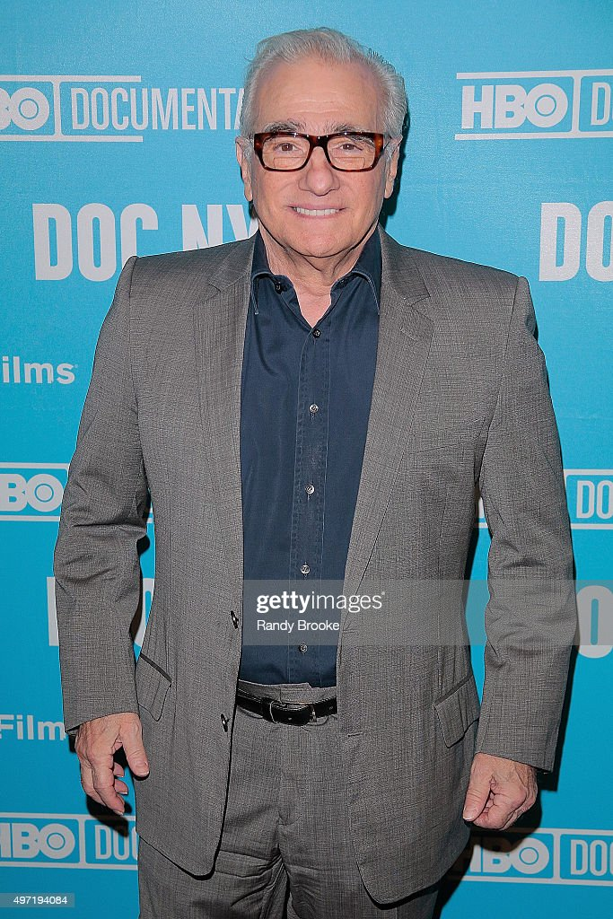 Director, producer, screenwriter, actor, and film historian <a gi-track='captionPersonalityLinkClicked' href=/galleries/search?phrase=Martin+Scorsese&family=editorial&specificpeople=201976 ng-click='$event.stopPropagation()'>Martin Scorsese</a> attends the DOC NYC Screening Of 'Hitchcock/Truffaut' at Chelsea Bow Tie Cinemas on November 14, 2015 in New York City.