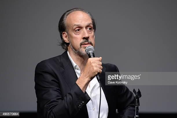Director Programming New York Film Festival Film Society of Lincoln Center Kent Jones speaks at the 53rd New York Film Festival 'Everything Is Copy'...