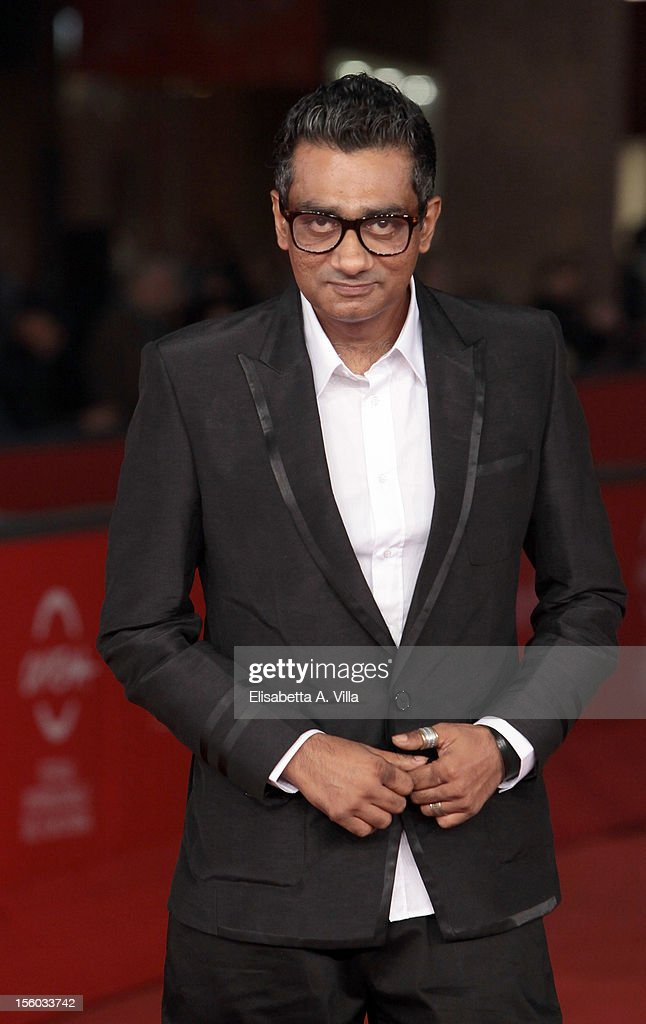 Director Qaushiq Mukherjee aka Q attends 'Tasher Desh' Premiere during the 7th Rome Film Festival at Auditorium Parco Della Musica on November 11, 2012 in Rome, Italy.
