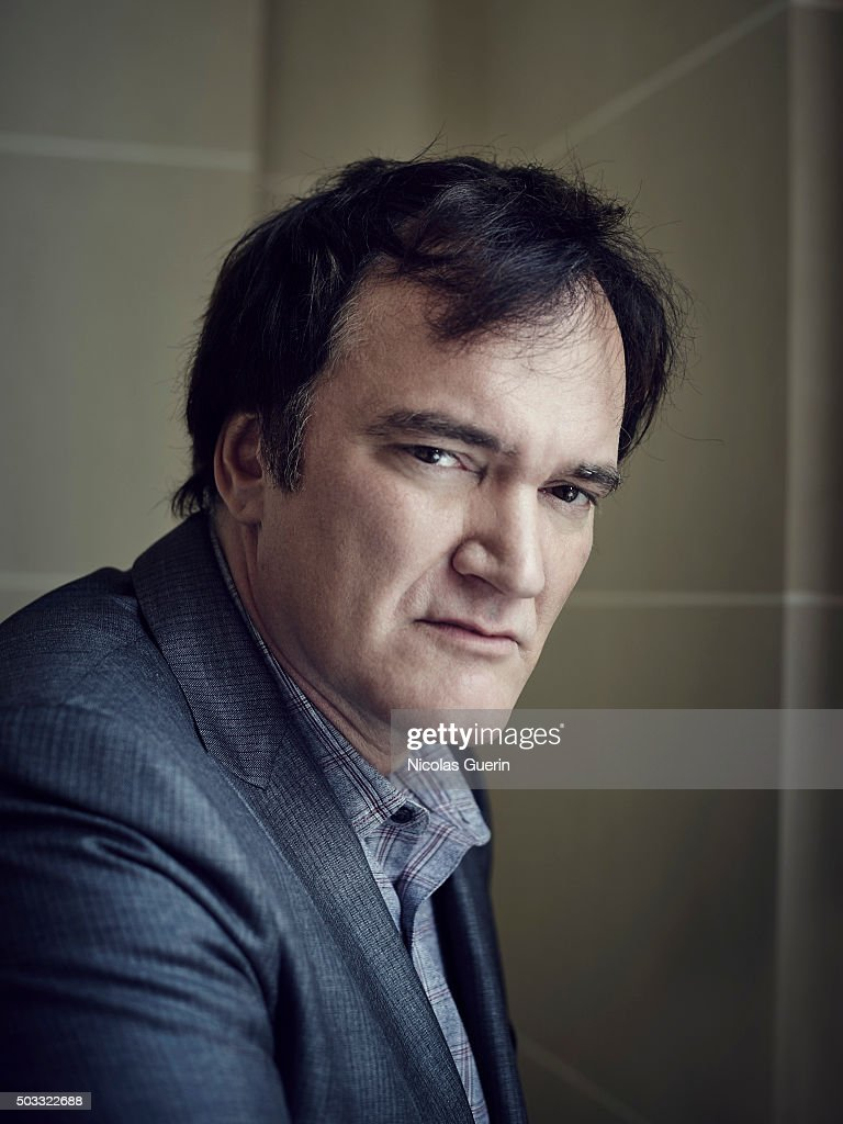 Quentin Tarantino, Positif, December 2015