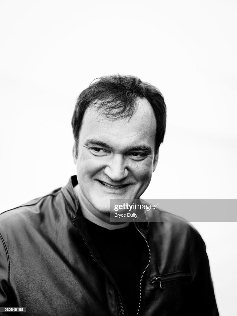 Director Quentin Tarantino photographed for Variety on October 5, 2015, in Los Angeles, California.
