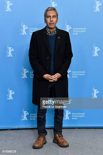 Director Rachid Bouchareb attends the 'Road to Istanbul' photo call during the 66th Berlinale International Film Festival Berlin at Grand Hyatt Hotel...