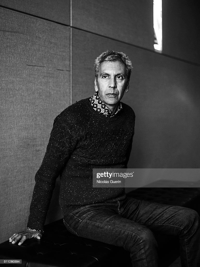 Director Rachid Bouchareb is photographed for Self Assignment on February 16, 2016 in Berlin, Germany.