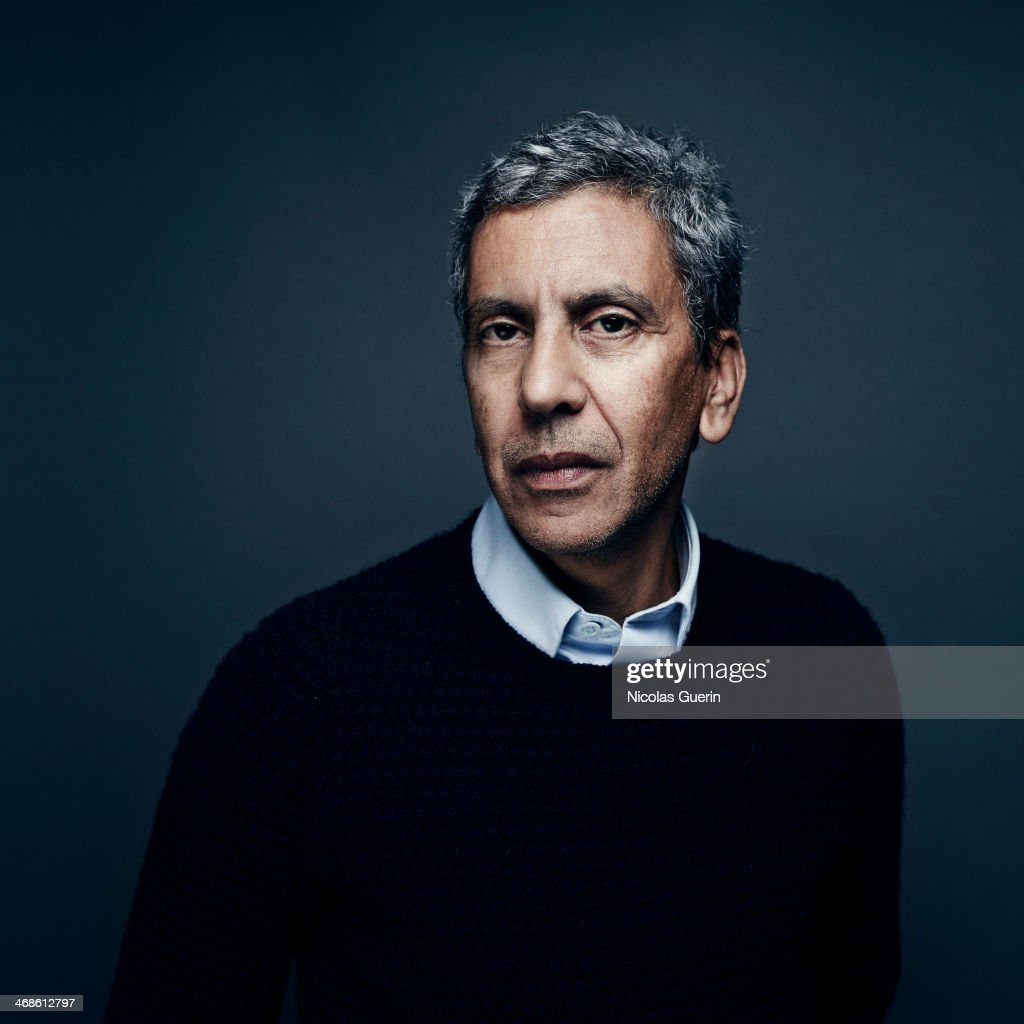 Director Rachid Bouchareb is photographed for Self Assignment on February 9, 2014 in Berlin, Germany.