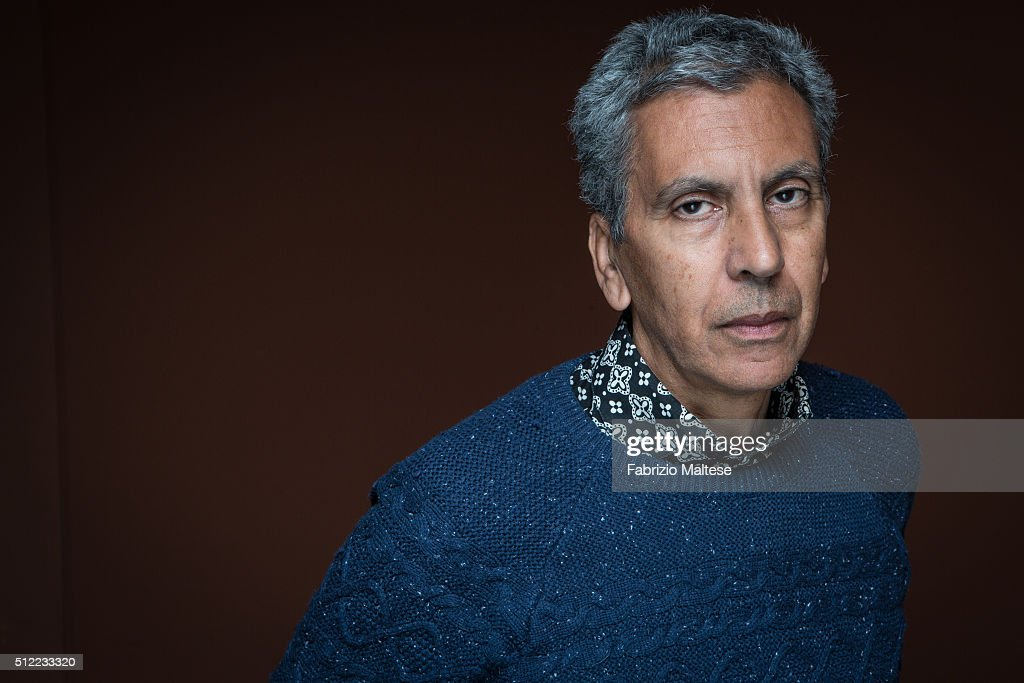 Director Rachid Bouchareb is photographed for The Hollywood Reporter on February 15, 2016 in Berlin, Germany. **NO