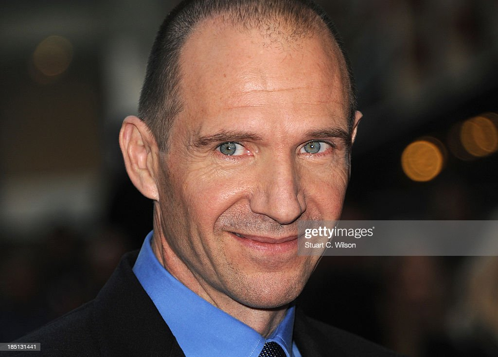 Director <a gi-track='captionPersonalityLinkClicked' href=/galleries/search?phrase=Ralph+Fiennes&family=editorial&specificpeople=206461 ng-click='$event.stopPropagation()'>Ralph Fiennes</a> attends the Festival Gala European Premiere of 'The Invisible Woman' during the 57th BFI London Film Festival at Odeon West End on October 17, 2013 in London, England.