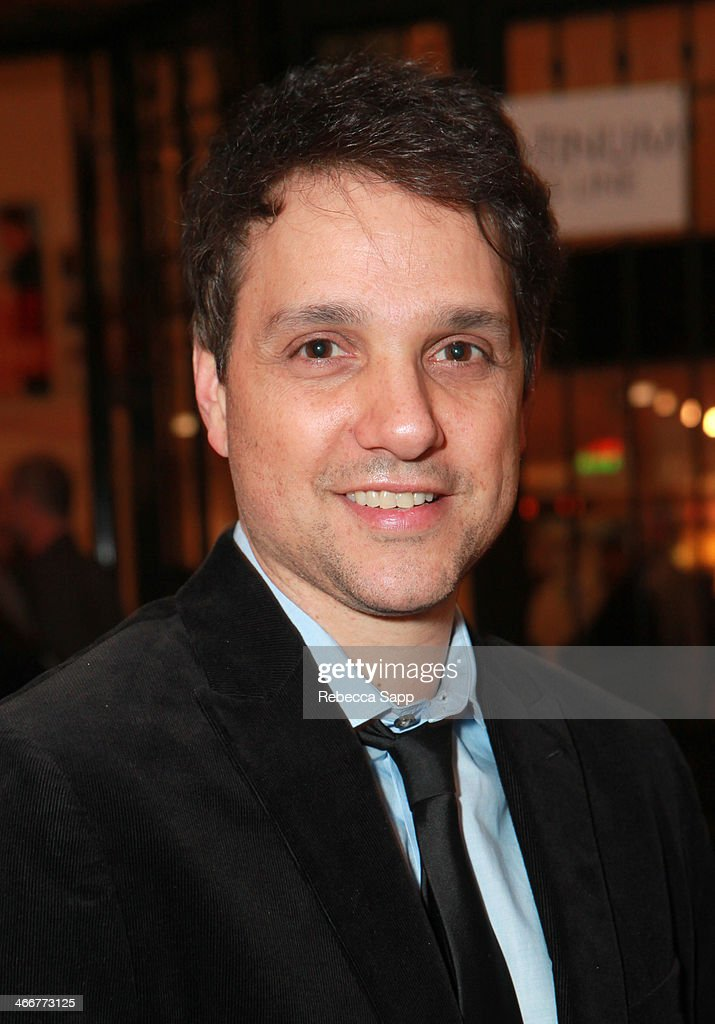Director <a gi-track='captionPersonalityLinkClicked' href=/galleries/search?phrase=Ralph+Macchio&family=editorial&specificpeople=235426 ng-click='$event.stopPropagation()'>Ralph Macchio</a> attends a screening at the Metro at the 29th Santa Barbara International Film Festival on February 3, 2014 in Santa Barbara, California.