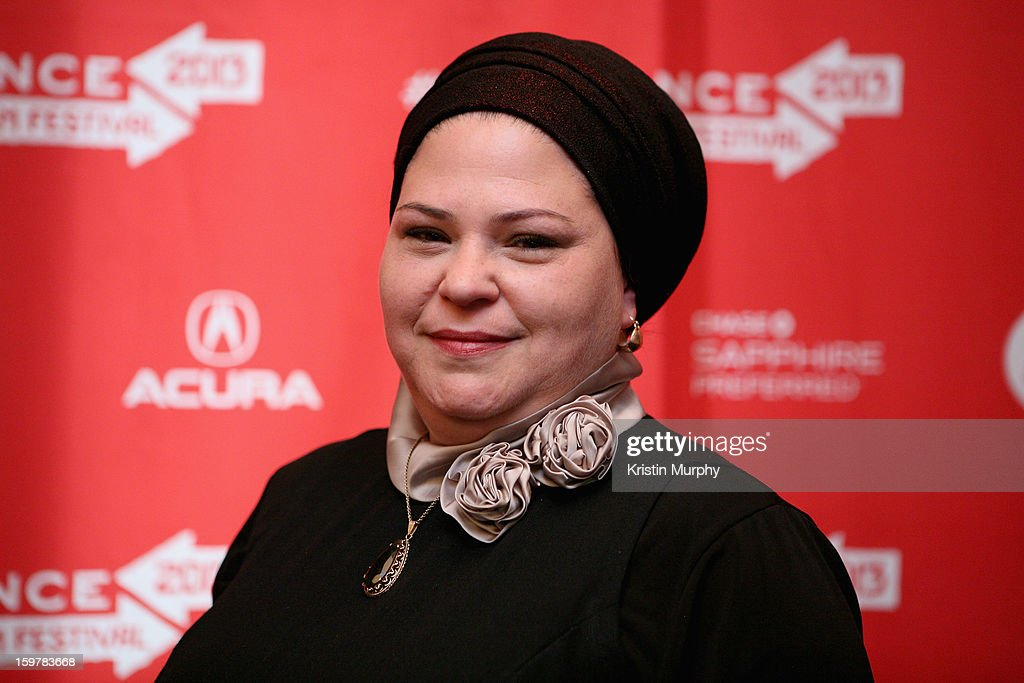 Director Rama Burshtein attends the 'Fill The Void' premiere at Temple Theater during the 2013 Sundance Film Festival on January 20, 2013 in Park City, Utah.
