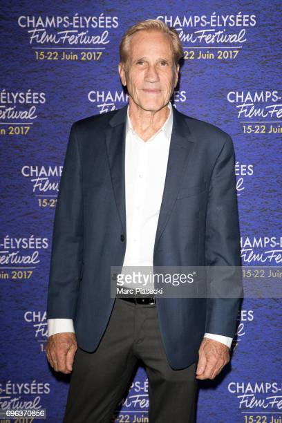 Director Randal Kleiser attends the 6th 'ChampsElysees Film Festival' at Cinema Gaumont Marignan on June 15 2017 in Paris France