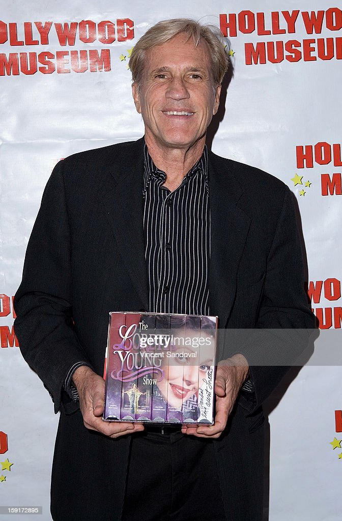 Director <a gi-track='captionPersonalityLinkClicked' href=/galleries/search?phrase=Randal+Kleiser&family=editorial&specificpeople=706098 ng-click='$event.stopPropagation()'>Randal Kleiser</a> attends The Hollywood Museum's 'Loretta Young: Hollywood Legend' exhibit opening party at The Hollywood Museum on January 8, 2013 in Hollywood, California.