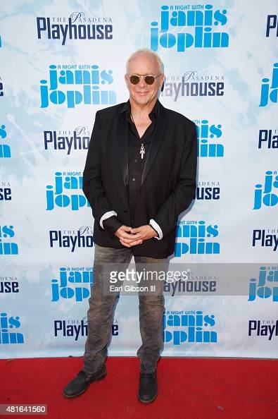 Director Randy Johnson attends 'A Night With Janis Joplin' Los Angeles Opening Night Performance at Pasadena Playhouse on July 22 2015 in Pasadena...