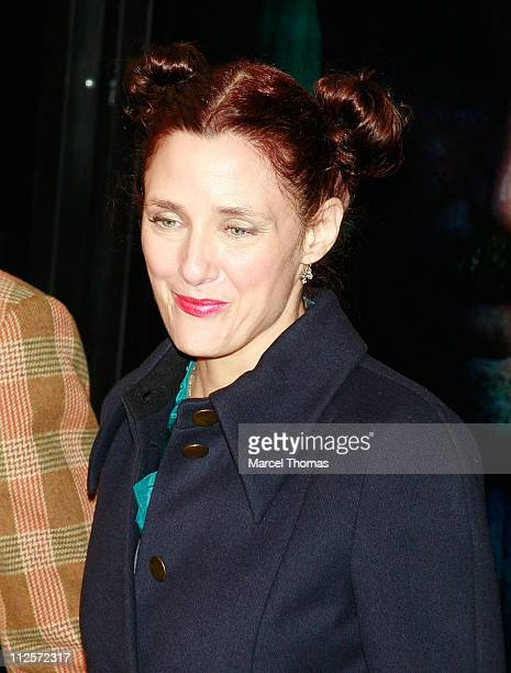 Director Rebecca Miller arrives at Paramount Vantage Presents The Premiere Of 'There Will Be Blood' at the Ziegfeld Theater December 10 2007 in New...