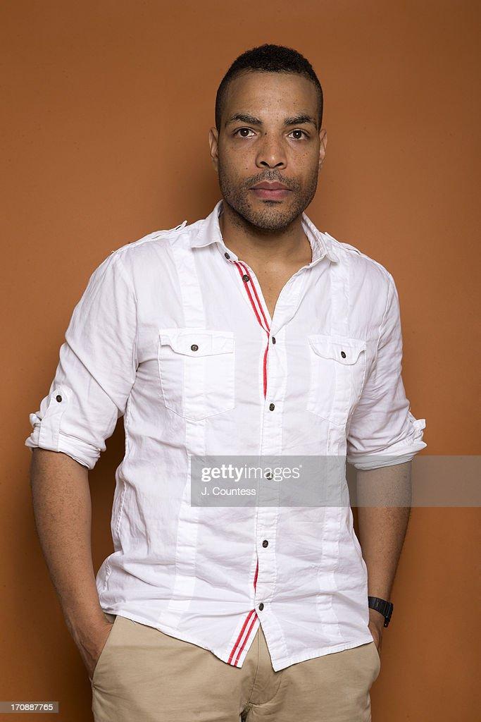 Director Reinaldo Green poses during the 2013 American Black Film Festival on June 19, 2013 in Miami, Florida.
