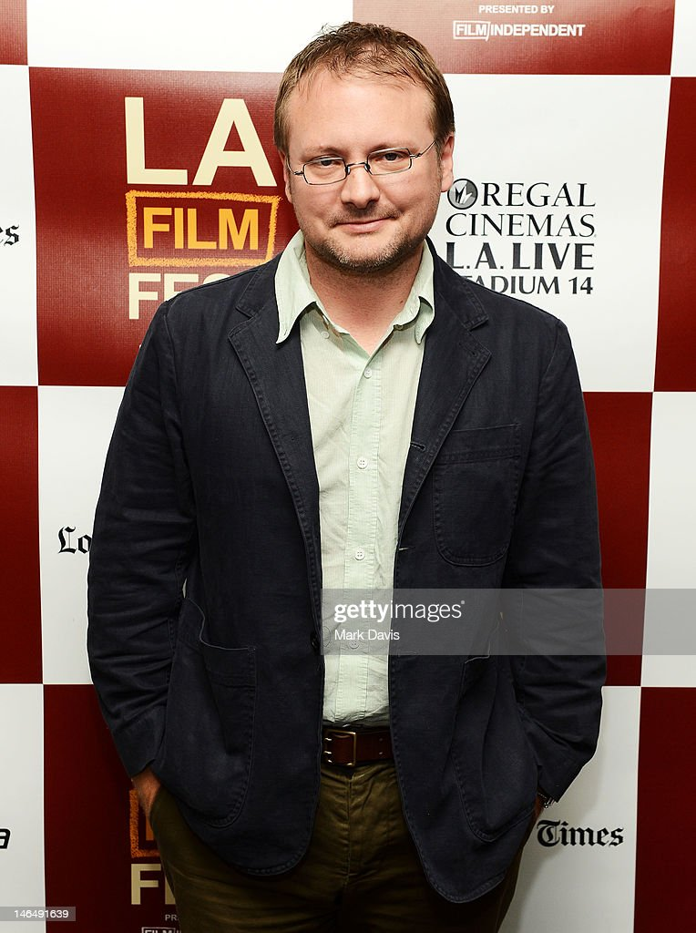 Director Rian Johnson attends the Director's coffee talks during the 2012 Los Angeles Film Festival at Regal Cinemas L.A. Live on June 17, 2012 in Los Angeles, California.
