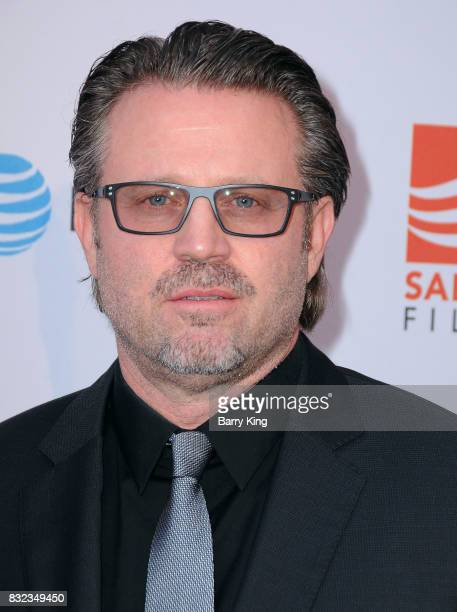 Director Ric Roman Waugh attends screening of Saban Films and DIRECTV's' 'Shot Caller' at The Theatre at Ace Hotel on August 15 2017 in Los Angeles...