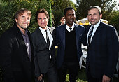 Director Richard Linklater and honorees Rob Marshall Chris Rock and Steve Carell attend Variety's Creative Impact Awards and '10 Directors To Watch'...