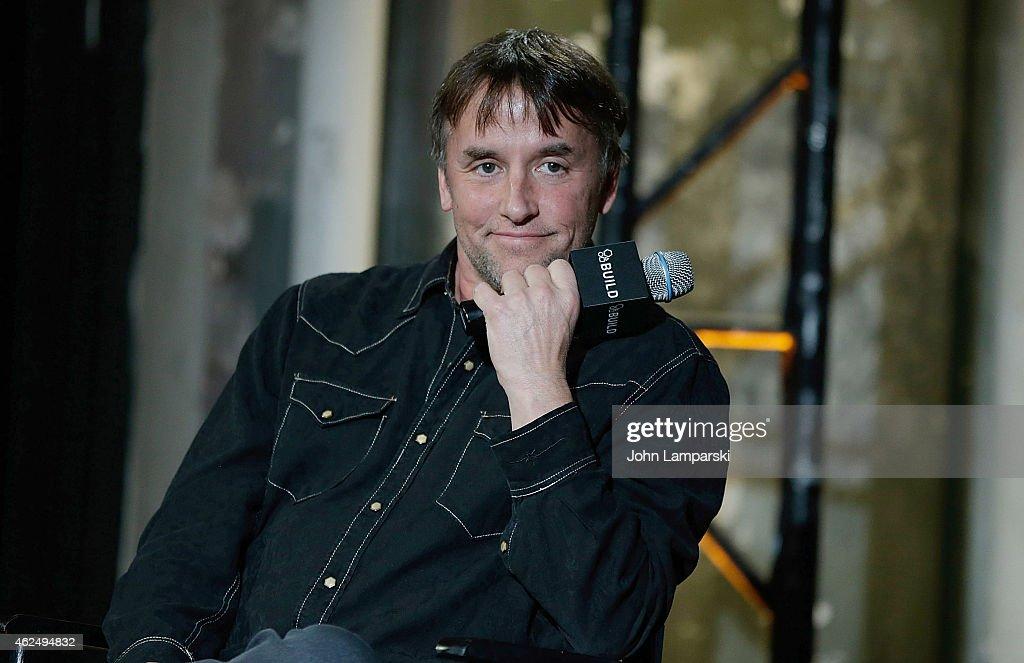 "AOL Build Speaker Series Presents Richard Linklater, Director of ""Boyhood"""
