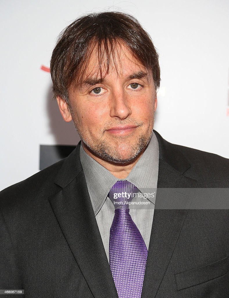 Director <a gi-track='captionPersonalityLinkClicked' href=/galleries/search?phrase=Richard+Linklater&family=editorial&specificpeople=242770 ng-click='$event.stopPropagation()'>Richard Linklater</a> attends the 13th Annual AARP's Movies For Grownups Awards Gala at Regent Beverly Wilshire Hotel on February 10, 2014 in Beverly Hills, California.