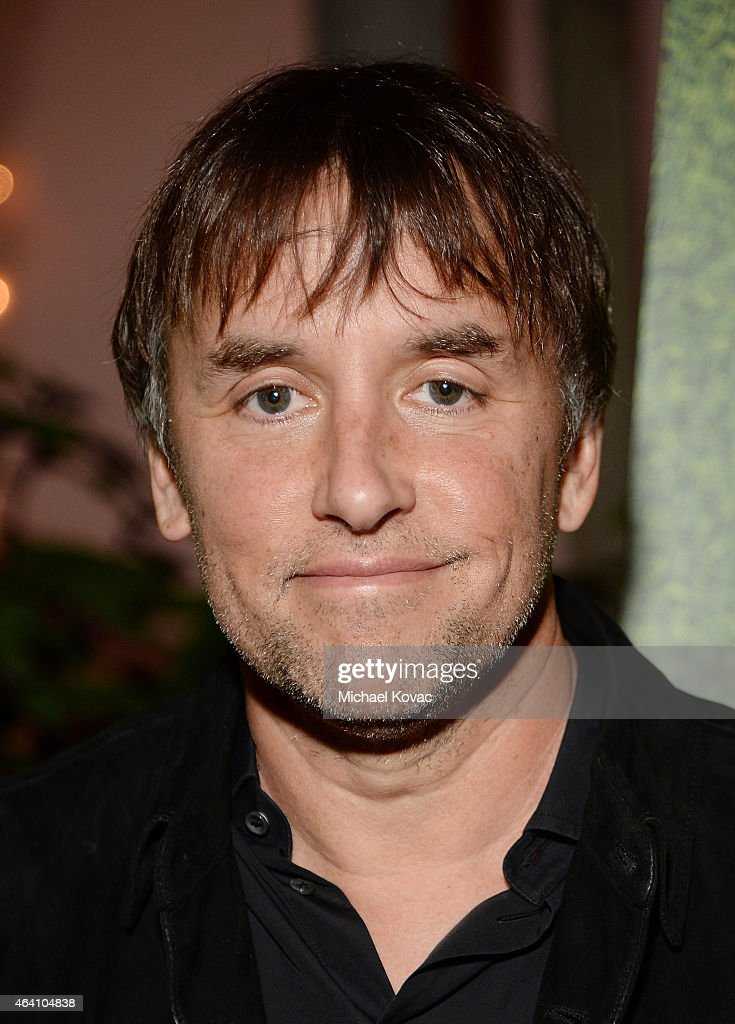 Director Richard Linklater attends the AMC Networks and IFC Films Spirit Awards After Party on February 21, 2015 in Santa Monica, California.