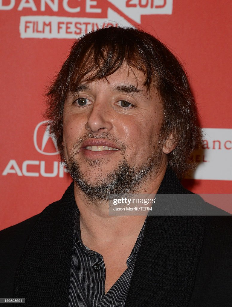 Director <a gi-track='captionPersonalityLinkClicked' href=/galleries/search?phrase=Richard+Linklater&family=editorial&specificpeople=242770 ng-click='$event.stopPropagation()'>Richard Linklater</a> attends the 'Before Midnight' premiere at Eccles Center Theatre on January 20, 2013 in Park City, Utah.