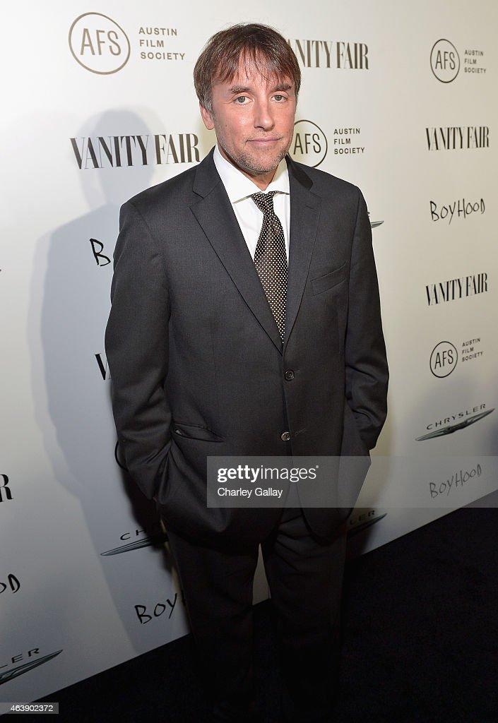 "Vanity Fair Campaign Hollywood - Chrysler Toast To Richard Linklater And ""Boyhood"""