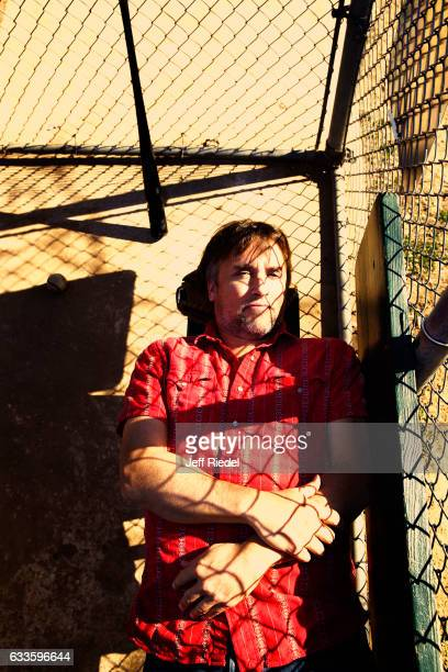 Director Richard Linklater is photographed for Men's Journal Magazine on February 16 2016 in Austin Texas