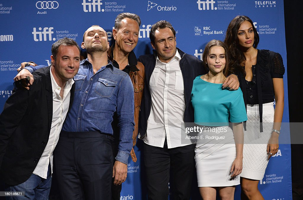 """""Dom Hemingway"""" Press Conference - 2013 Toronto International Film Festival"