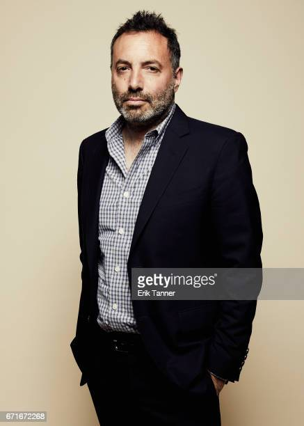 Director Richard Shepard from 'Tokyo Project' poses at the 2017 Tribeca Film Festival portrait studio on April 22 2017 in New York City