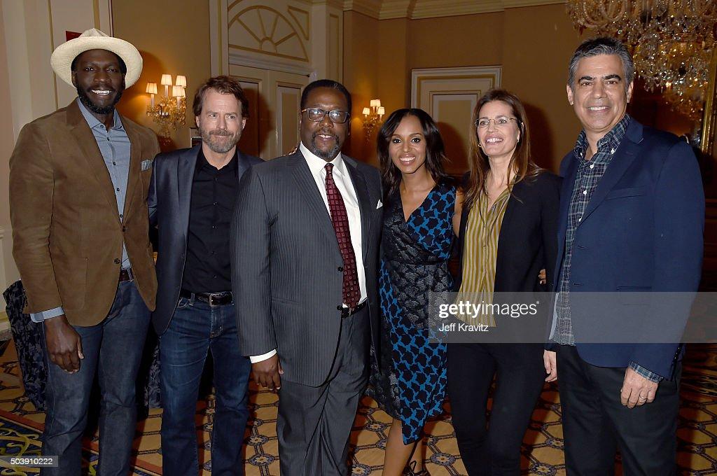 HBO Winter 2016 TCA Panel