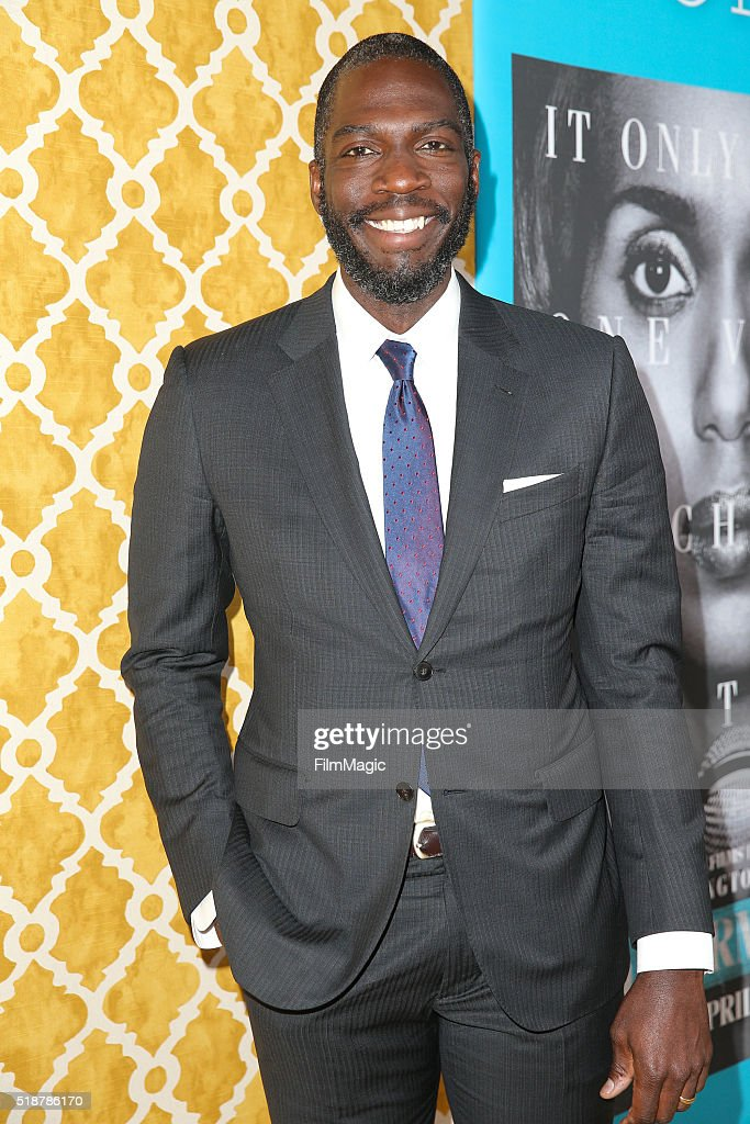 Director Rick Famuyiwa attends the Los Angeles premiere of HBO Films' 'Confirmation' at Paramount Theater on the Paramount Studios lot on March 31...