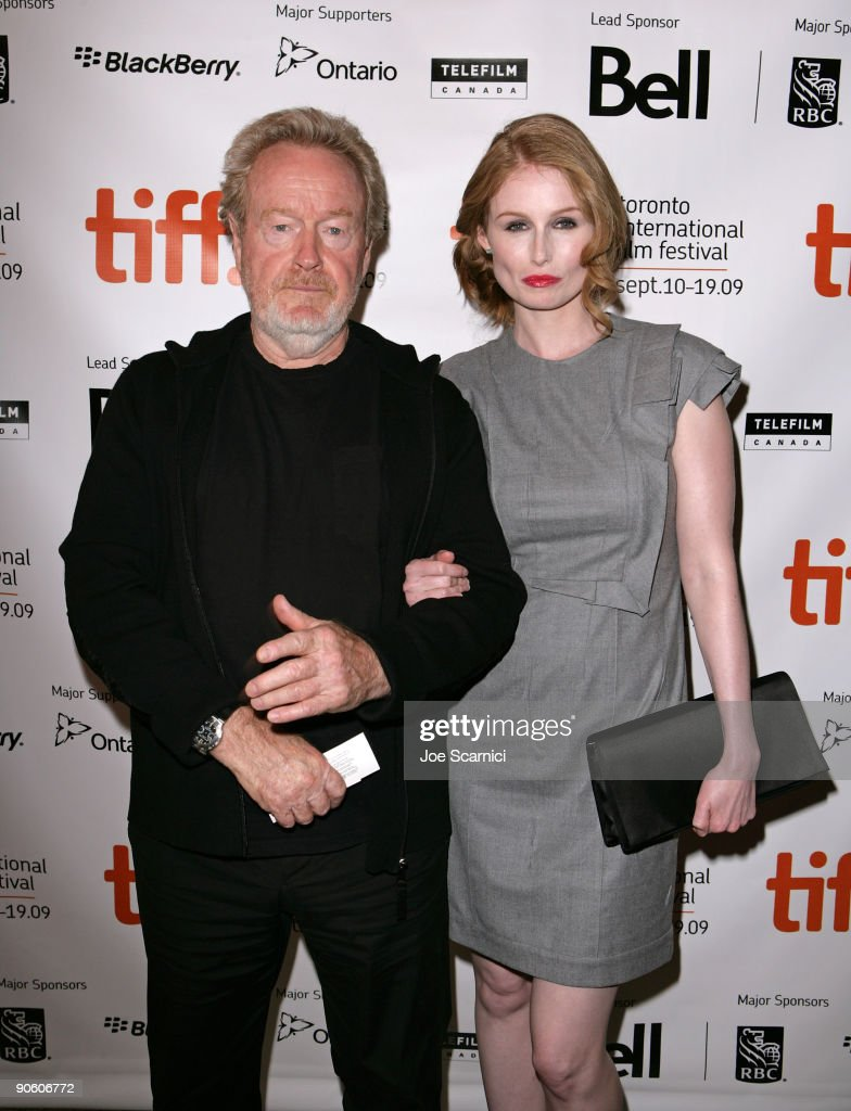 director ridley scott and jordan scott attends the cracks premiere at picture id90606772