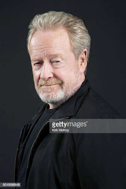 Director Ridley Scott is photographed for Los Angeles Times on December 4 2015 in Los Angeles California PUBLISHED IMAGE CREDIT MUST READ Kirk...
