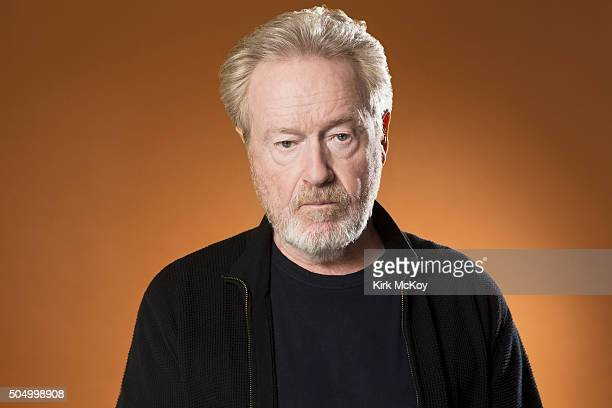 Director Ridley Scott is photographed for Los Angeles Times on December 7 2015 in Los Angeles California PUBLISHED IMAGE CREDIT MUST READ Kirk...