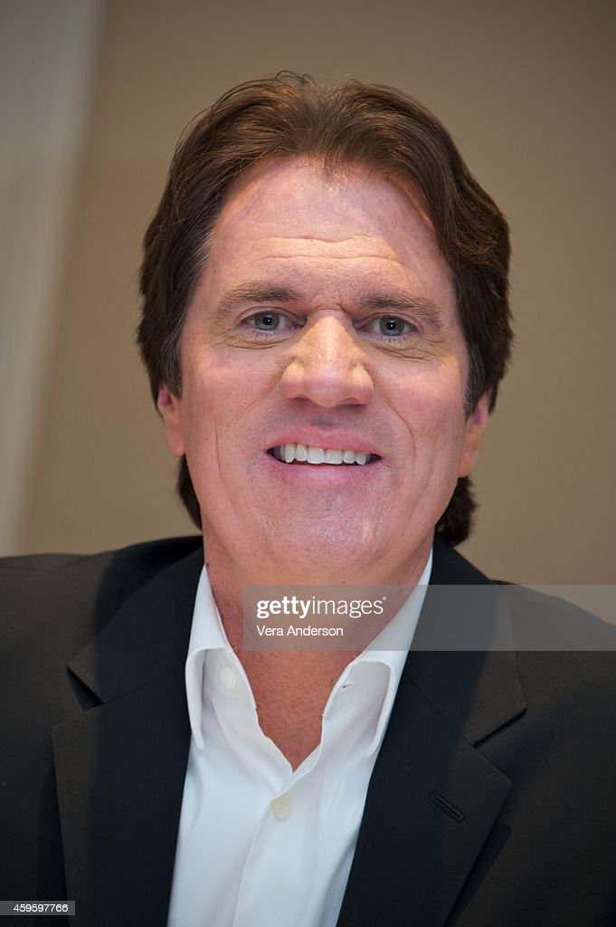Director Rob Marshall at the 'Into The Woods' Press Conference at the Waldorf Astoria Hotel on November 23 2014 in New York City